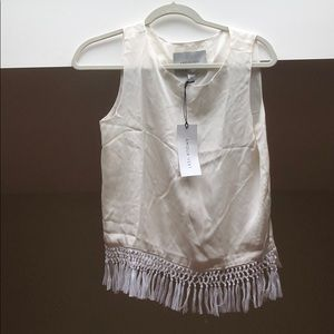 Women's top- NEVER WORN, NEW WITH TAGS